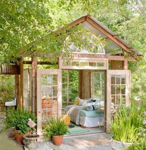 She shed – Woman cave | Xyladecor