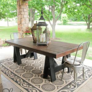 Van deur tot tafel - Oude meubelen opknappen | Xyladecor