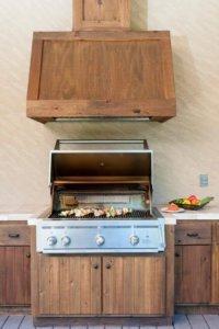 Buitenkeuken hout – Steigerhout | Xyladecor