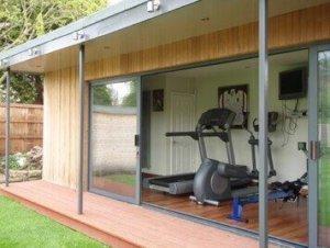 Fitness - Houten bijgebouwen | Xyladecor