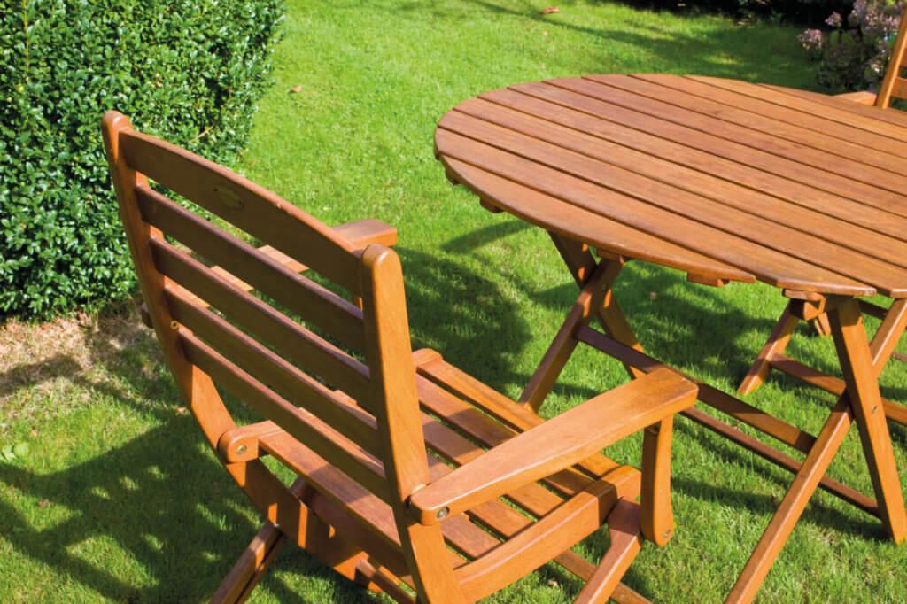 Meubles de jardin en bois : entretien et protection | Blog ...