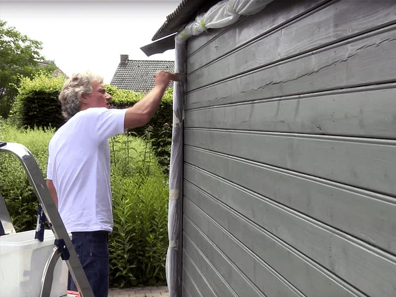 Peindre votre nouvel abri de jardin en 6 étapes simples ...