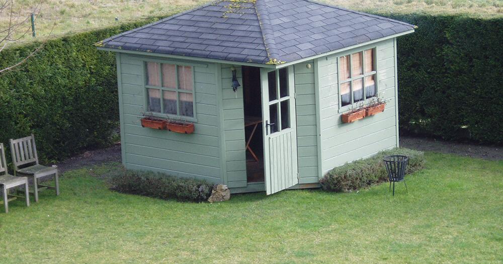 houten-tuinhuis