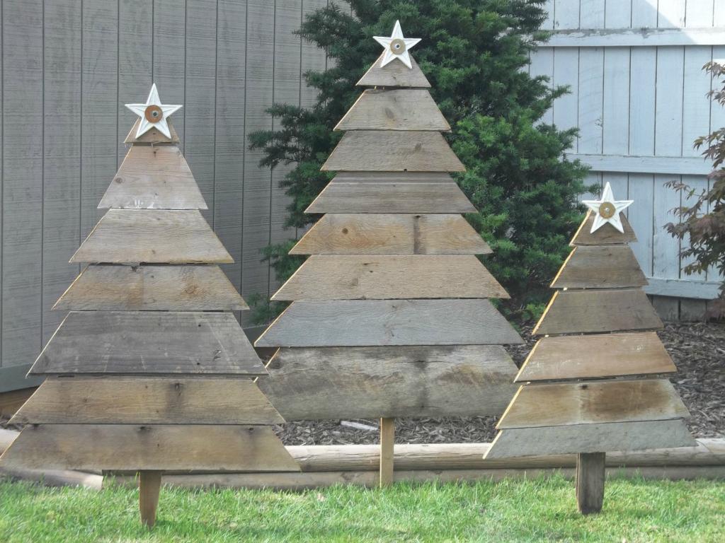 5 Idées De Décorations De Noël En Bois à Faire Soi Même Xyladecor Blog